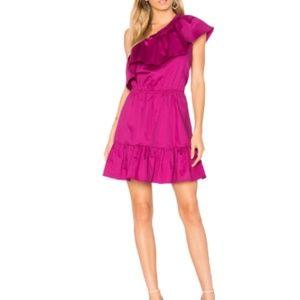 "DEVLIN ""Thea"" One Shoulder Dress"